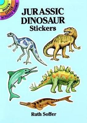Jurassic Dinosaur Stickers by Ruth Soffer