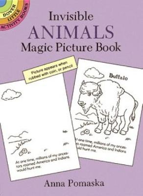 Invisible Animals Magic Picture Book by Anna Pomaska