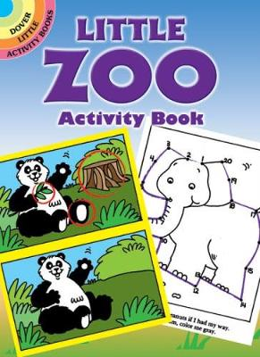 Little Zoo Activity Book by Becky J. Radtke