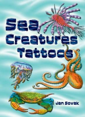 Sea Creatures Tattoos by Jan Sovak