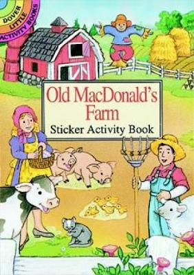 Old MacDonald's Farm Sticker Activity by Cathy Beylon