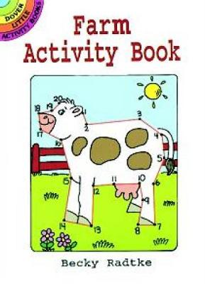 Farm Activity Book by Becky J. Radtke