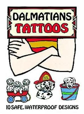 Dalmatians Tattoos by Lisa Bonforte