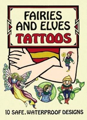 Fairies and Elves Tattoos by Marty Noble