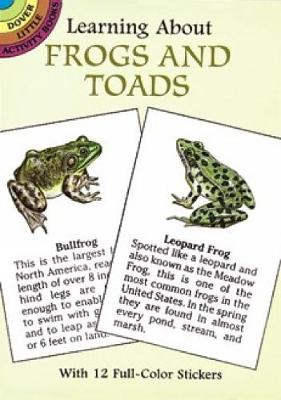 Learning About Frogs and Toads by Sy Barlowe