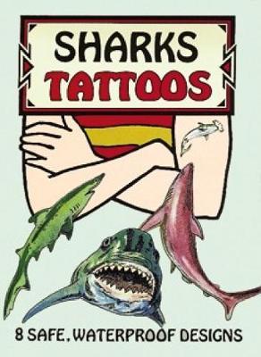 Sharks Tattoos by Jan Sovak