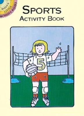 Sports Activity Book by Becky J. Radtke