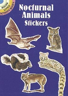 Nocturnal Animals Stickers by Ruth Soffer