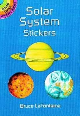 Solar System Stickers by Bruce LaFontaine