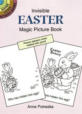 Invisible Easter Magic Picture Book by Anna Pomaska