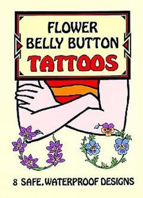 Flower Belly Button Tattoos by Charlene Tarbox