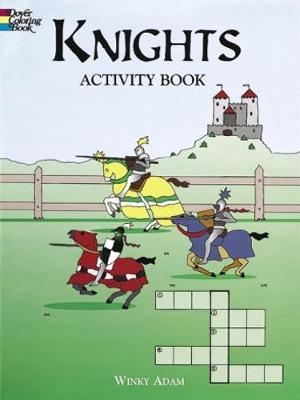 Knights Activity Book by Winky Adam