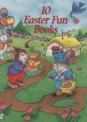 10 Easter Fun Books by Dover