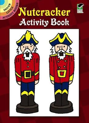 Nutcracker Activity Book by Victoria Fremont, Cathy Beylon