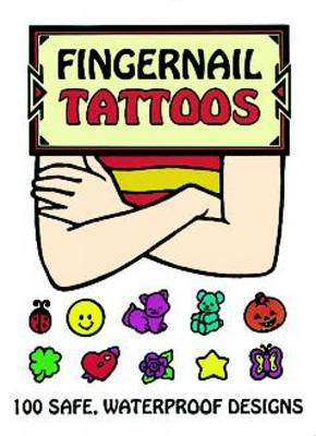 Fingernail Tattoos by Robbie Stillerman