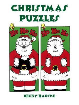 Christmas Puzzles by Becky J. Radtke