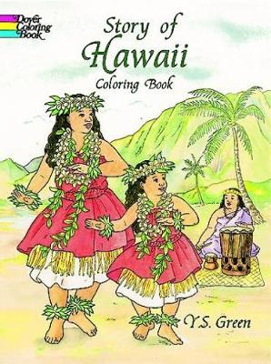 Story of Hawaii Colouring Book by Yuko Green