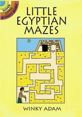 Little Egyptian Mazes by Winky Adam