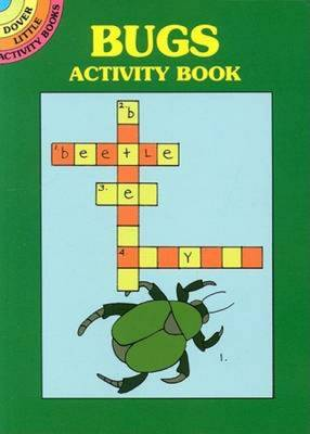 Bugs Activity Book by Adam
