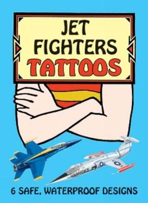 Jet Fighters Tattoos by John Batchelor