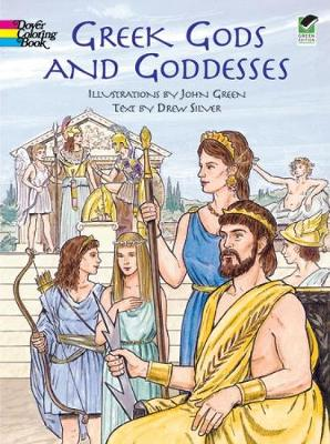 Greek Gods and Goddesses by John Green
