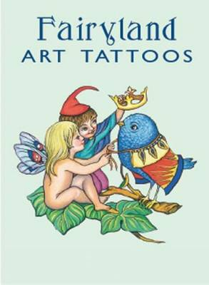 Fairyland Tattoos by Richard Doyle