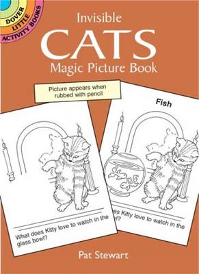 Invisible Cats Magic Picture Book by Pat Stewart