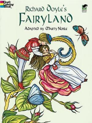 Richard Doyle's Fairyland Coloring Book by Richard Doyle