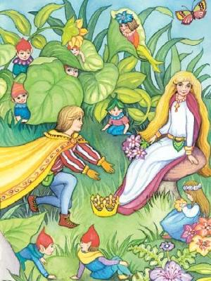 Fairyland Notebook by Richard Doyle