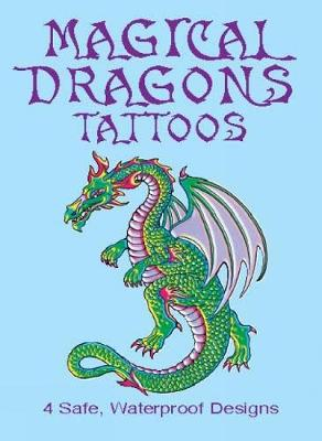 Magical Dragons Tattoos by Eric Gottesman