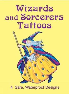 Wizards and Sorcerers Tattoos by Eric Gottesman