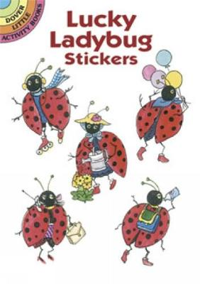 Lucky Ladybug Stickers by Joan O'Brien