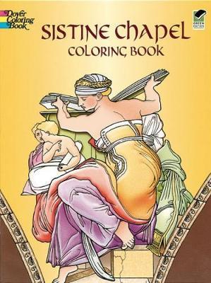Sistine Chapel Coloring Book by Buonarroti Michelangelo