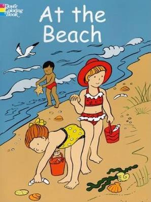 At the Beach by Cathy Beylon
