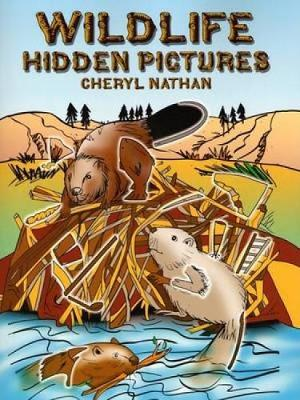 Wildlife Hidden Pictures by Cheryl Nathan