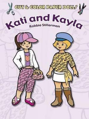 Kati and Kayla by Robbie Stillerman