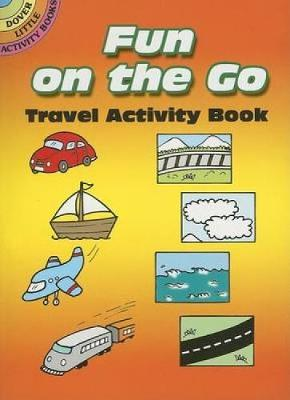 Fun on the Go Travel Activity Book by Fran Newman-D'Amico
