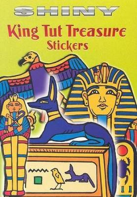 Shiny King Tut Treasure Stickers by Patricia J. Wynne