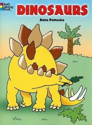 Dinosaurs by Anna Pomaska
