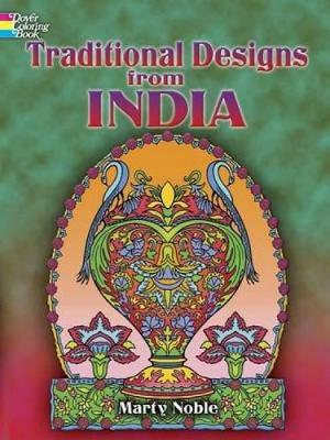 Traditional Designs from India by Marty Noble