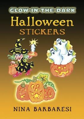 Glow-in-the-Dark Halloween Stickers by Nina Barbaresi