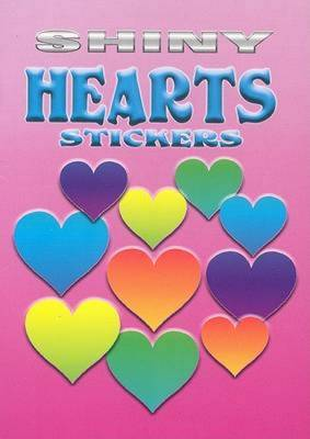 Shiny Hearts Stickers by Dover Publications Inc