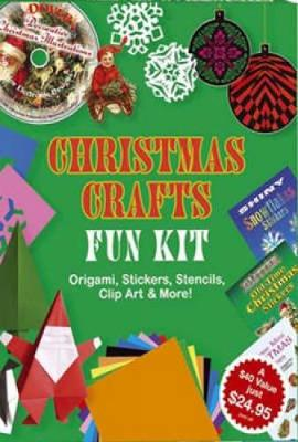 Christmas Crafts Fun Kit by Dover