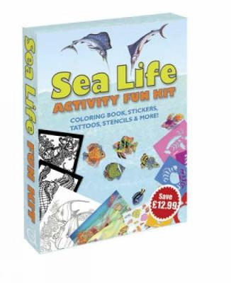 Sea Life Activity Fun Kit by Carol Belanger Grafton