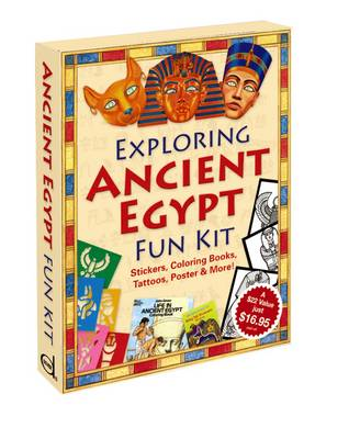 Exploring Ancient Egypt Fun Kit by