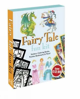 Fairy Tale Fun Kit by Dover Publications Inc