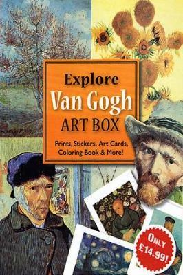 Explore Van Gogh Art Box by Dover Publications Inc