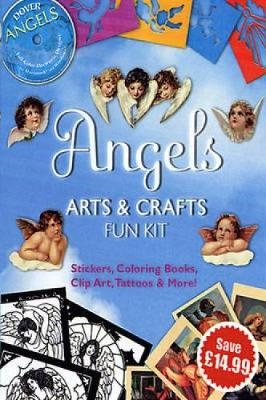 Angels Arts and Crafts Fun Kit by Dover Publications Inc