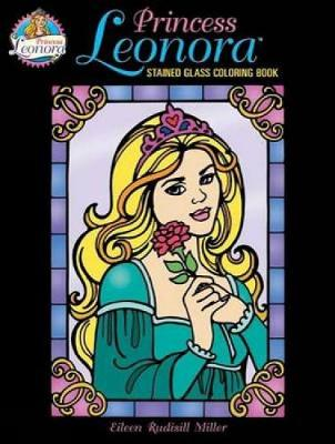 Princess Leonora Stained Glass by Eileen Rudisill Miller