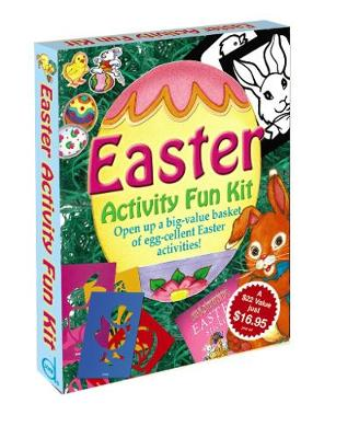 Easter Activity Fun Kit by Dover